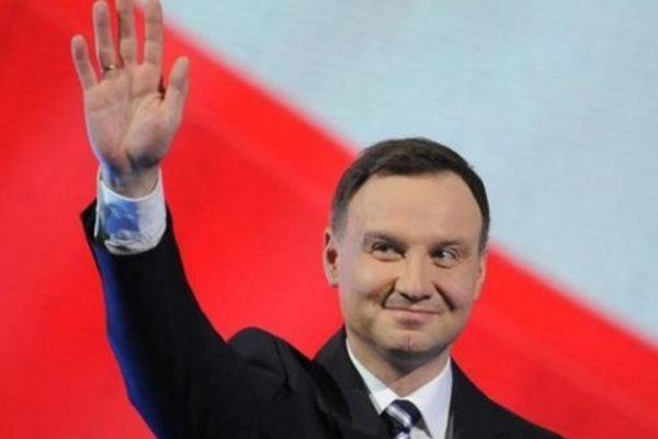 Анджей Дуда сегодня вступит в должность президента Польши