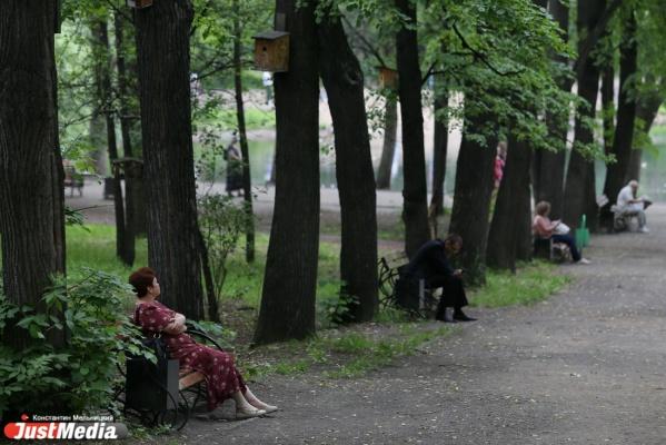Зеленая зона нового парка вблизи Дворца молодежи расширится на гектар