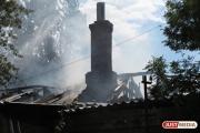 В Верхней Салде на даче заживо сгорели девушка с двухлетним сыном