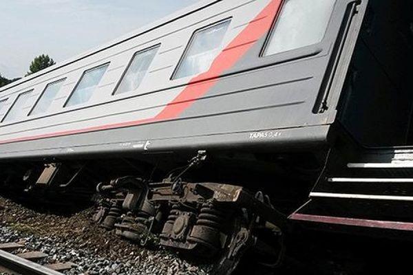 В Мордовии восстановлено движение поездов после схода вагонов пассажирского поезда