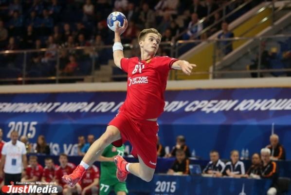 На чемпионате мира по гандболу юношеская сборная России вышла на второе место в группе «С»