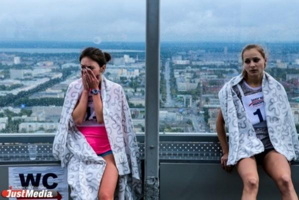 В Екатеринбурге начали принимать заявки на забег на небоскреб «Высоцкий»