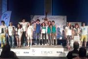 Студенты УрФУ привезли «серебро» чемпионата Европы по скалолазанию