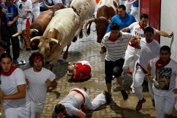 В Испании бык убил 32-летнего мужчину, пока тот делал селфи