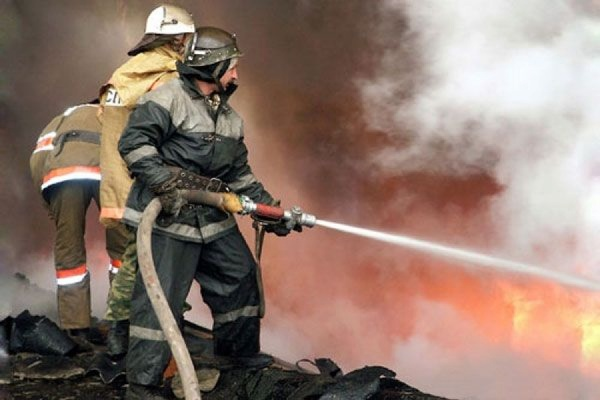 Под Геленджиком локализован крупный пожар