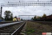 824 костыля, 46 противоугонов… На станции Дружинино задержаны охотники за металлом