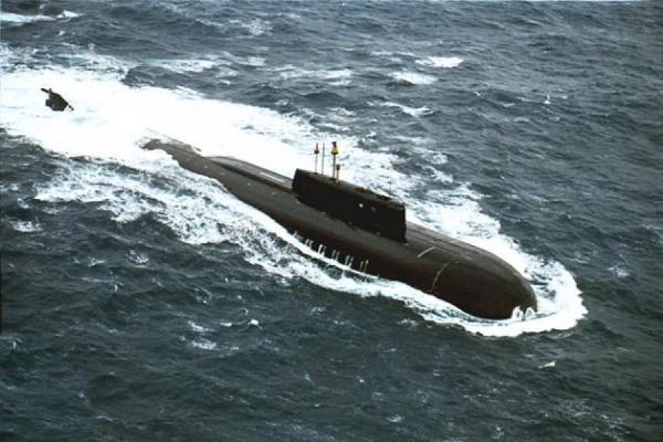 """Сегодня память экипажа АПЛ """"Курск"""" почтили минутой молчания на Тихоокеанском флоте"""