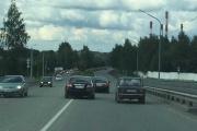 Жители Первоуральска обвинили представителей РПЦ в езде по встречке