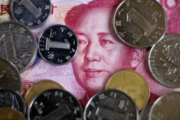 Корректировка курса юаня в целом завершена