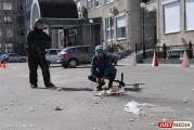 Утром в Екатеринбурге заминировали очередную налоговую. Лжеминер предупредил о «бомбе» дважды