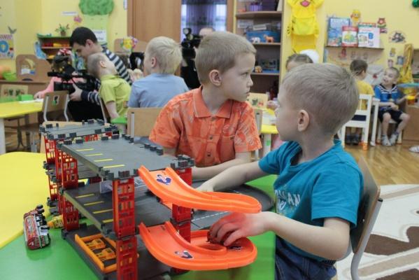 Ко Дню города Якоб открыл еще два детских сада в Екатеринбурге