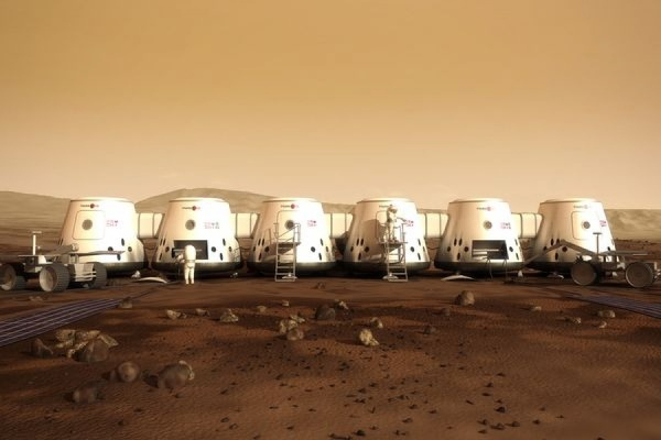 Участники экспедиции MarsOne не смогут вернуться на Землю