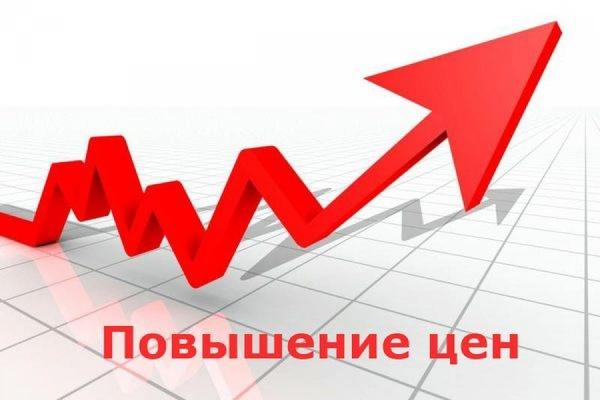 Россиян ждет десятипроцентное увеличение цен на ряд категорий товаров