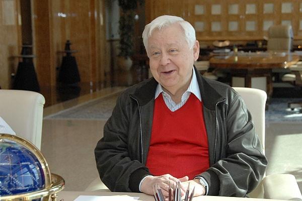 Сегодня Олегу Табакову исполняется 80 лет