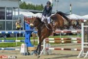 На соревнованиях под Екатеринбургом конные наездники разделят миллион рублей