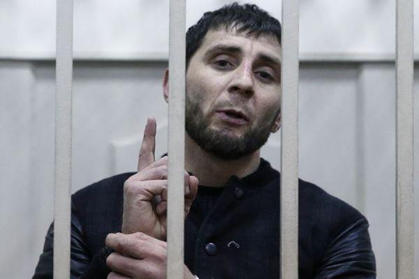 Заур Дадаев рассказал, что получил аванс 500 тысяч рублей за убийство БорисаНемцова