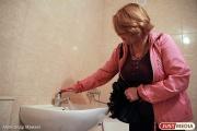 Коммунальная авария в Компрессорном не ликвидирована, но вода в домах жителей микрорайона уже есть