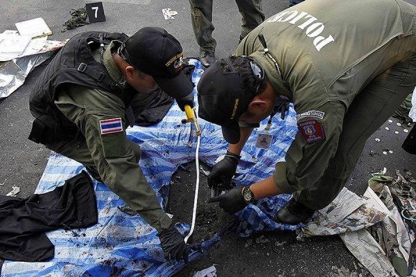 В столице Таиланда в результате взрыва погибли 12 человек