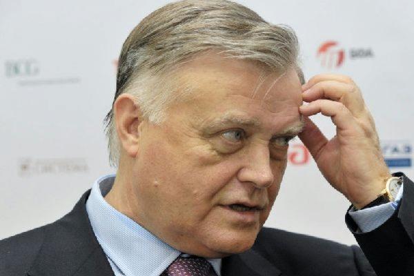 Глава РЖД Владимир Якунин может стать сенатором