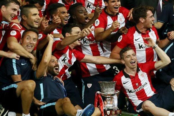 «Атлетик» из Бильбао стал обладателем Суперкубка Испании