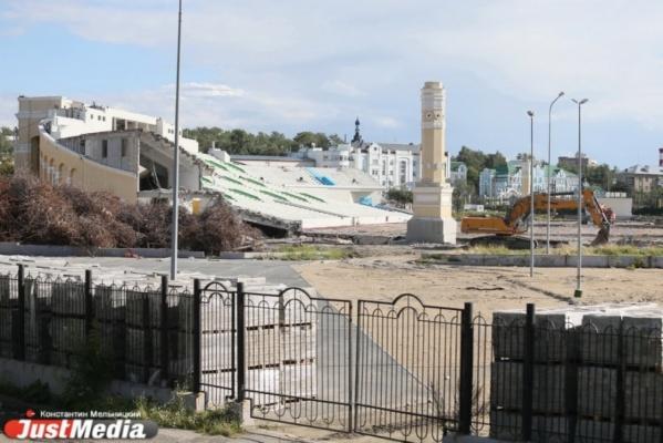 На Центральном стадионе организуют систему безопасности более чем за 100 миллионов рублей