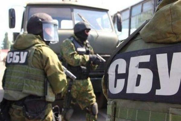 СБУ заявила о задержании в Киеве пяти граждан РФ