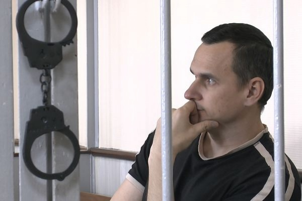 Гособвинитель попросил для украинского режиссера Олега Сенцова 23 года колонии
