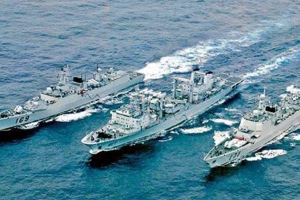 Отряд из семи кораблей ВМС КНР прибыл во Владивосток на масштабные учения