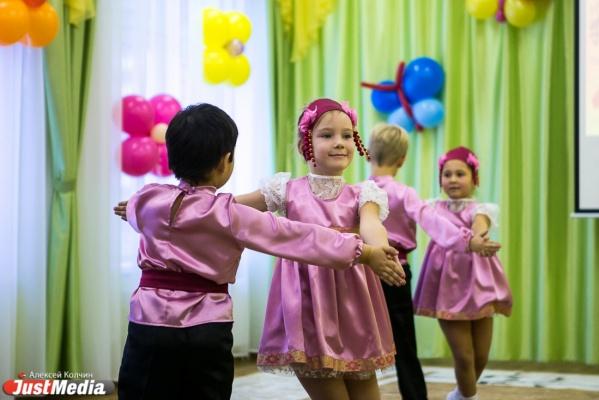 В Кировском районе Екатеринбурга после реконструкции открыли детский сад