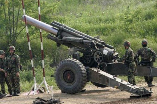 Южная Корея открыла артиллерийский огонь в ответ на обстрел КНДР