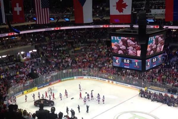 Международная федерация хоккея оштрафовала Федерацию хоккея РФ за инцидент на ЧМ
