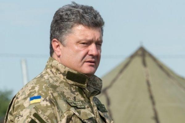 Президент Украины Петр Порошенко сравнил «Новороссию» с Мордором