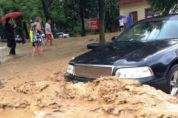В Приморье ввели режим повышенной готовности из-за приближения супертайфуна «Гони»