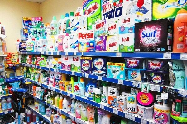 Роспотребнадзор подтвердил изъятие из продажи ряда импортных моющих средств