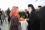 В Екатеринбург прибыл Блаженнейший Папа и Патриарх Александрийский и всея Африки Феодор II