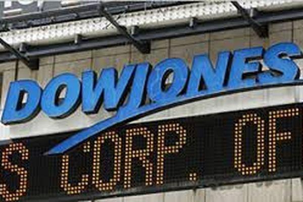 Основной показатель деловой активности в США индекс Dow Jones обновил антирекорд