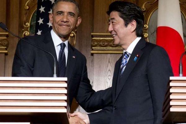 Барак Обама извинился перед премьером Японии за слежку АНБ