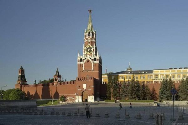В Москве объявлен красный уровень погодной опасности
