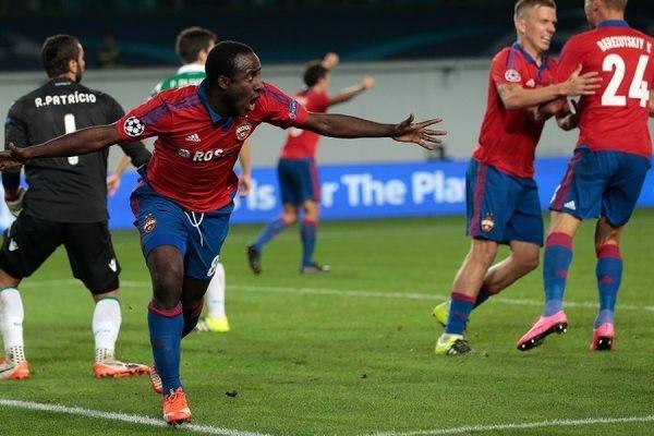 Московский ЦСКА завоевал путевку в групповой этап Лиги чемпионов
