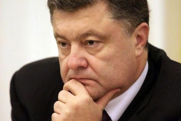 Пётр Порошенко распорядился подсчитать убытки Украины от потери Крыма