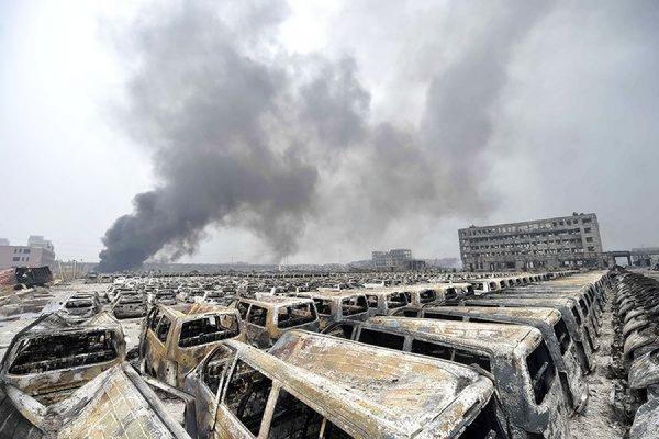 По делу о взрывах в Тяньцзине, в результате которых погибли 139 человек, арестованы 12 человек