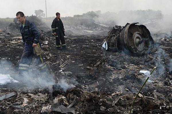 Нидерланды опубликуют итоговый доклад о крушении «Боинга» на Украине 13 октября