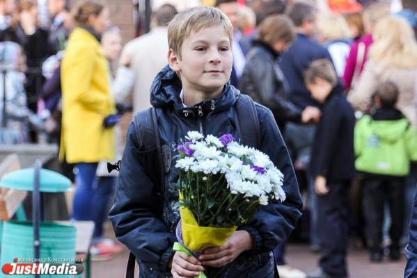 1 сентября в школы пойдут 136 тысяч екатеринбуржцев. Умникова: «Примем всех, даже если их будет больше»