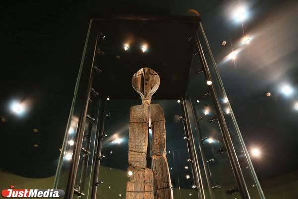 Шигирский идол оказался старше еще на 1,5 тысячи лет, чем предполагалось