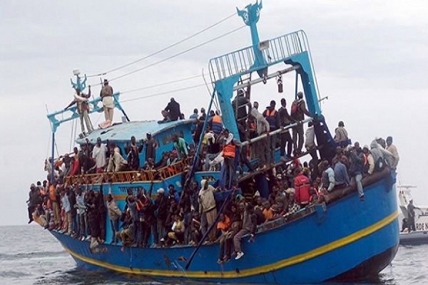 Два корабля с ливийскими мигрантами потерпели крушение у берегов Ливии