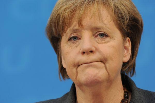 Ангела Меркель заявила о невозможности отмены санкций в отношении РФ