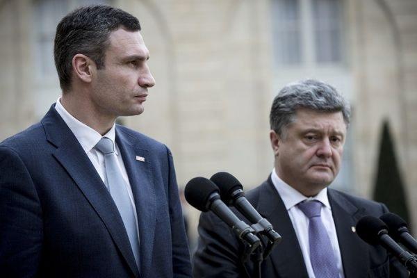 Партия Виталия Кличко «УДАР» вошла в состав «Блока Петра Порошенко «Солидарность»