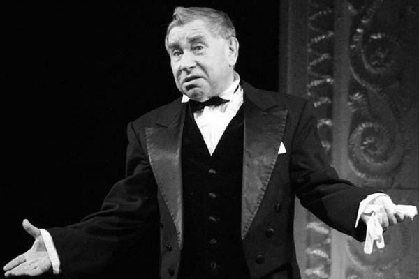 Знаменитый актер Михаил Светин скончался на 85-м году жизни в Петербурге