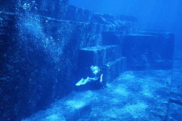 У берегов Греции археологи обнаружили древний подводный город