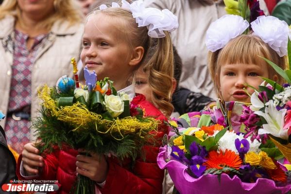 «Первый канал» посочувствовал свердловчанам: сбор первоклашек в школу обходится родителям в 17 тысяч рублей